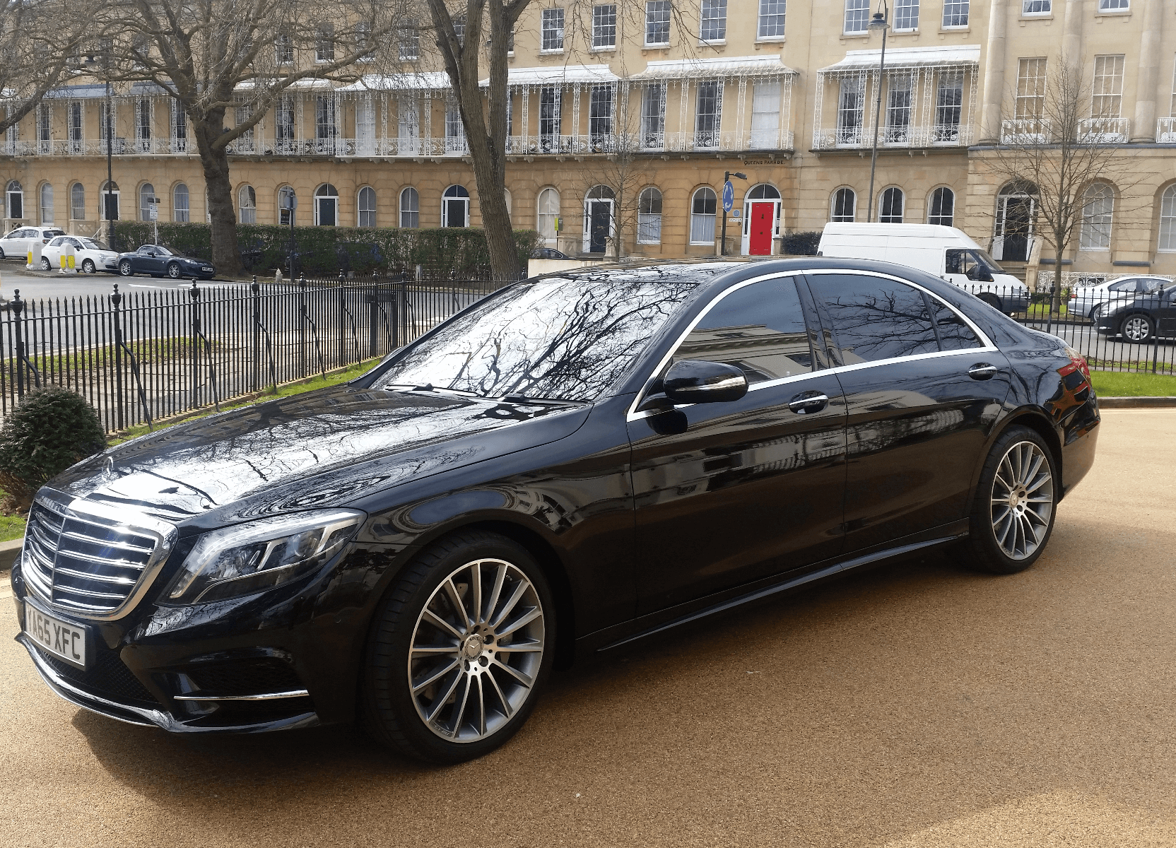 Chauffeurs service oxford